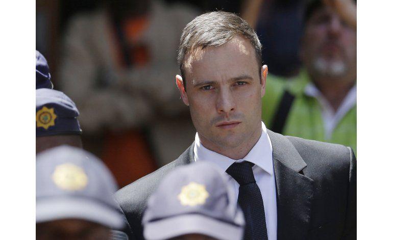 Tribunal desestima apelación de Pistorius