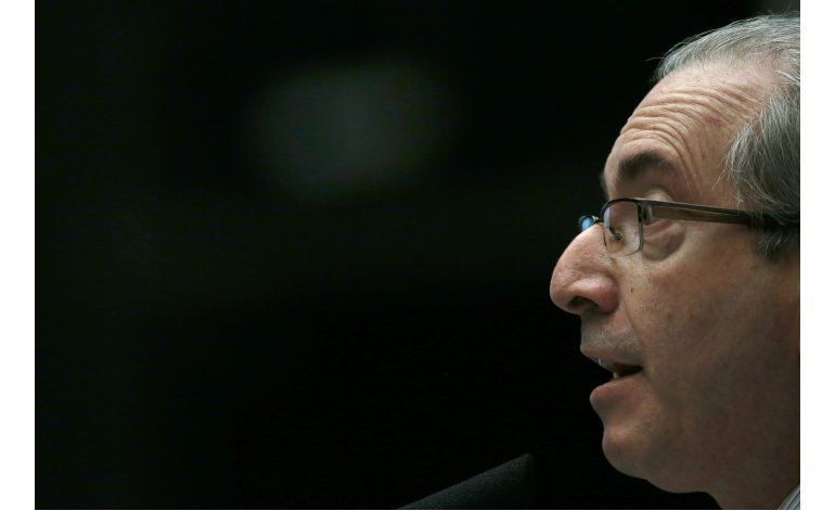 Corte autoriza juicio a presidente del Congreso en Brasil
