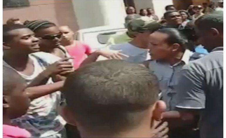 Régimen de la Habana reprimió tres manifestaciones opositoras en la isla