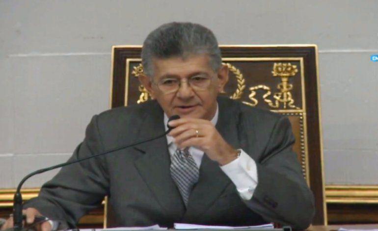 Asamblea Nacional de Venezuela pidió activar la carta democrática