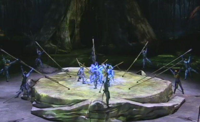 Cirque du Soleil llega a Miami con el espectáculo Toruk, el primer vuelo, inspirado en la película Avatar