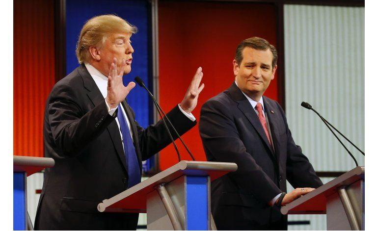 LO ULTIMO sobre el debate entre precandidatos republicanos