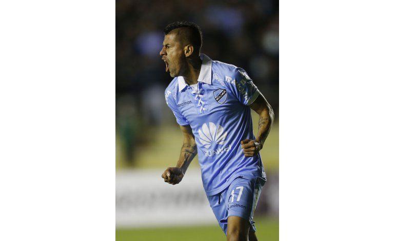 Libertadores: Bolívar tritura 5-0 a Deportivo Cali