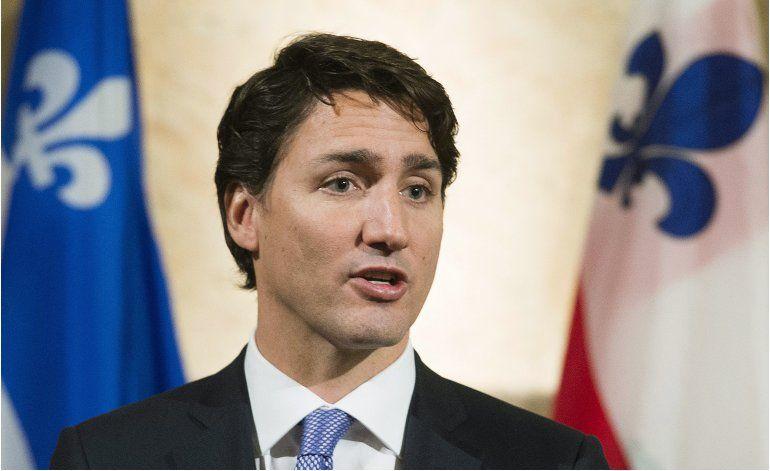 Trudeau: EEUU debería poner más atención al resto del mundo