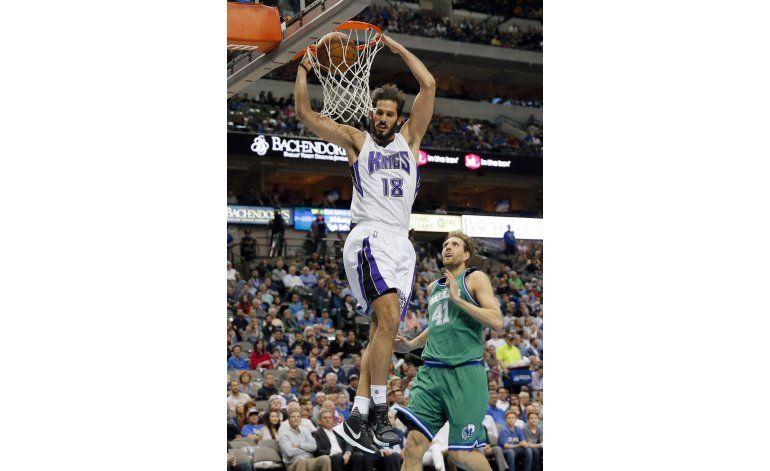 Kings dejan atrás racha de 22 derrotas en Dallas