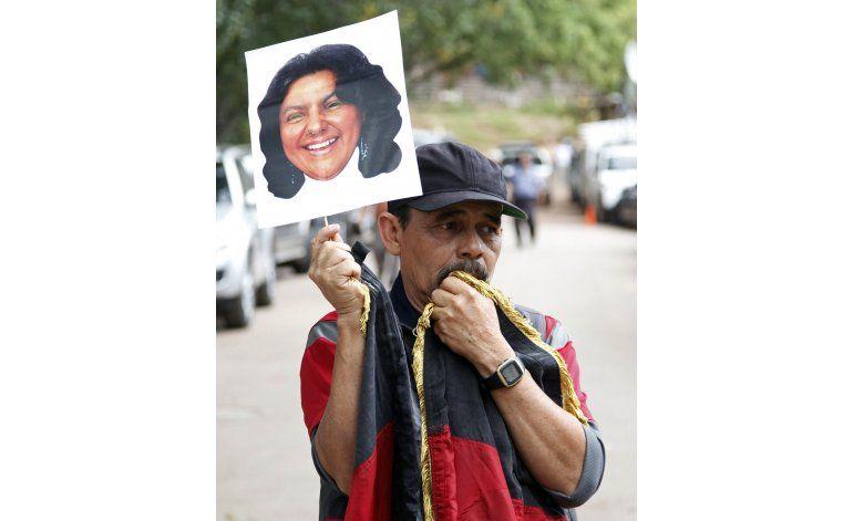 Corrección a despacho: AMC-GEN HONDURAS-LIDER INDIGENA