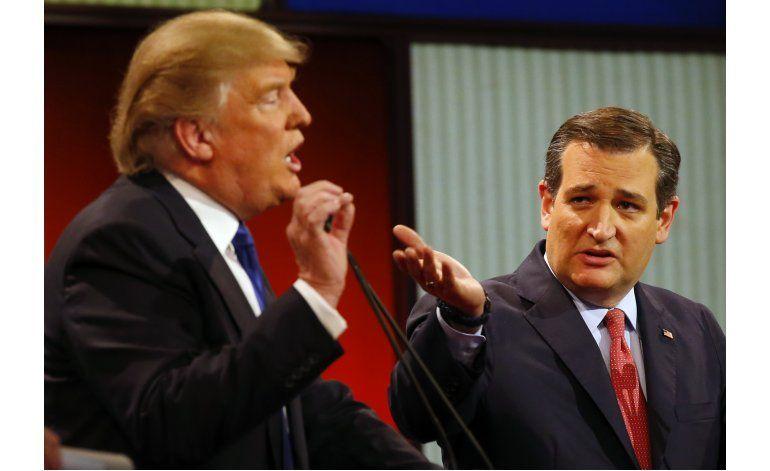 Trump, Cruz y Kasich rompieron el acuerdo de apoyo mutuo
