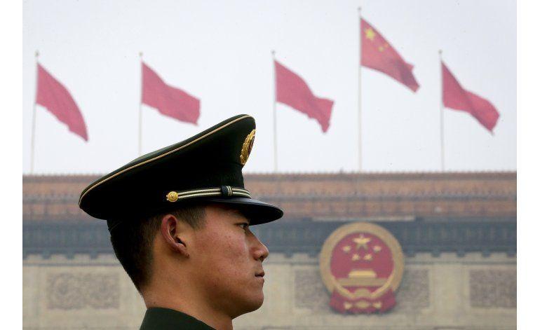 China aumentará su gasto militar entre 7% y 8%