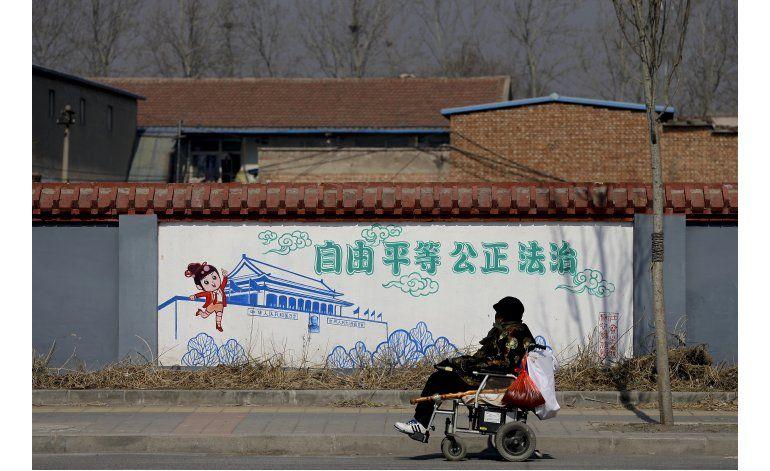 China acerca la propaganda a jóvenes con un dibujo que rapea