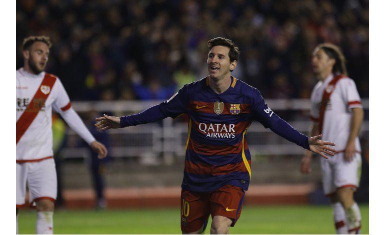 Barcelona pone a prueba su racha en Eibar