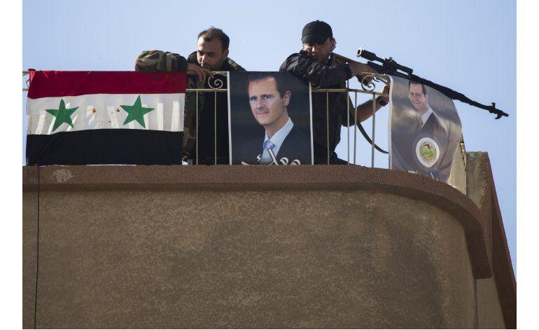 Se mantiene cese del fuego en Siria; protestan contra Assad