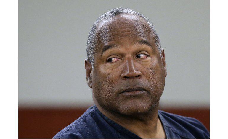 Investigan cuchillo supuestamente hallado en casa OJ Simpson