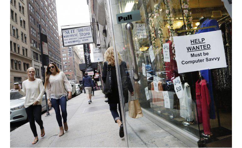 Aumenta el número de empleos en EEUU a nivel vigoroso