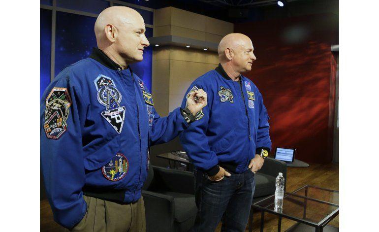 Tras un año en el espacio, Scott Kelly se siente adolorido