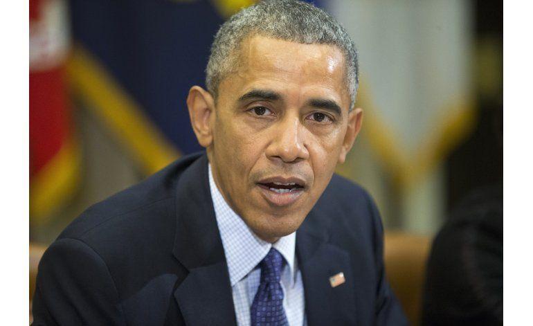 Obama elogia vivamente el estado de la economía del país