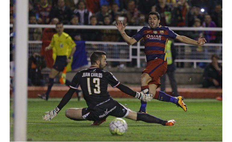 Suárez vuelve a encabezar a Uruguay en eliminatorias