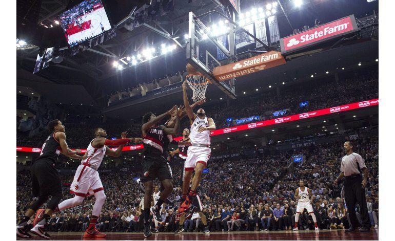 DeRozan lidera la victoria de Raptors ante Portland