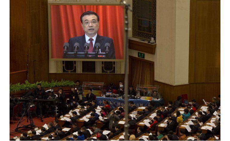 China recorta su meta de crecimiento a 6,5-7%