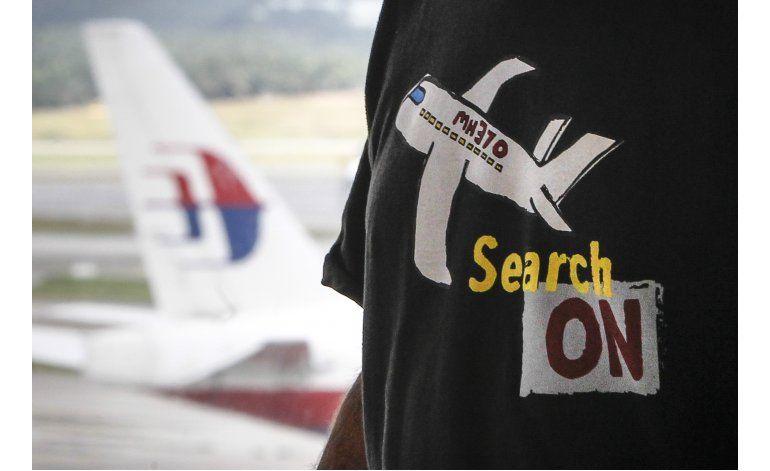 Sería afortunado si pieza hallada es del MH370