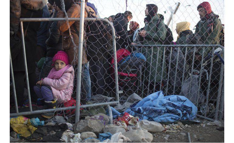 Gobernador pide a Grecia que declare el estado de emergencia