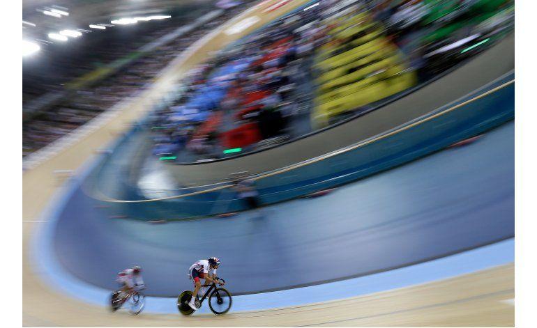 UCI preocupada por velódromo de Río 2016
