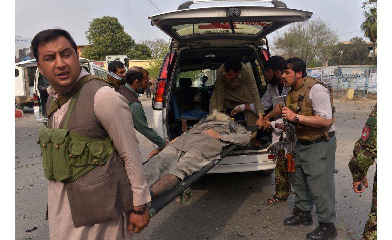 Talibanes afganos dicen que no participarán en diálogo