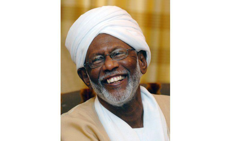 Dirigente islamista sudanés al-Turabi muere a los 84 años