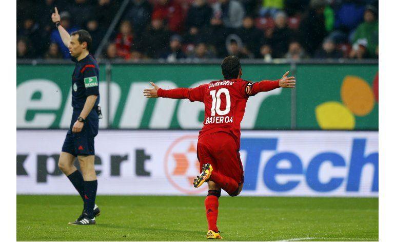 Pizarro sigue enrachado, y anota en triunfo de Bremen