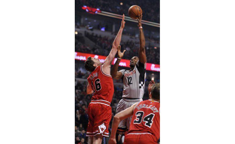 Gasol y Butler lideran un triunfo de Bulls sobre Rockets