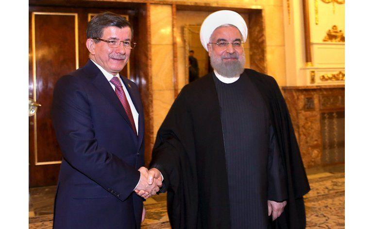 Irán: Ankara y Teherán apoyan cese el fuego en Siria