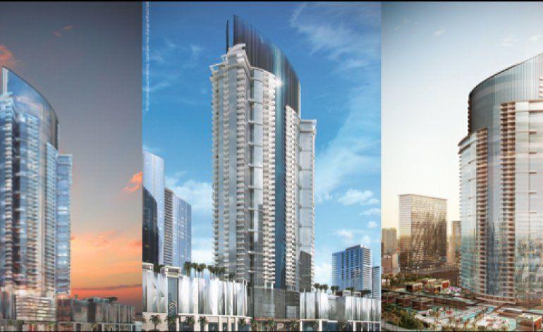 Comienza a construirse en downtown el edificio más alto de Miami