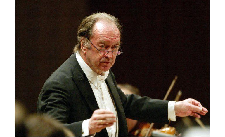 Fallece el director austriaco Nikolaus Harnoncourt