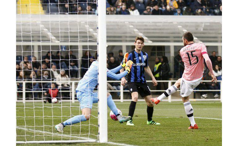Juventus gana 2-0 al Atalanta y mantiene dominio en Serie A