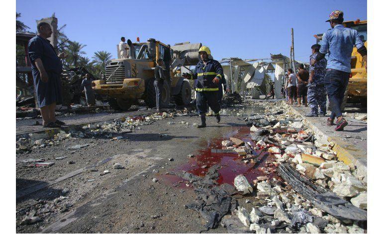Atentado suicida en Irak deja 47 muertos, decenas de heridos
