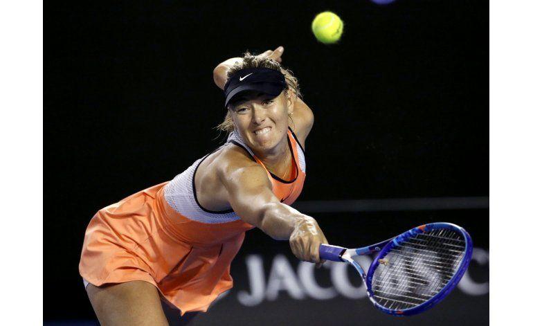 Sharapova convoca a conferencia para anuncio importante