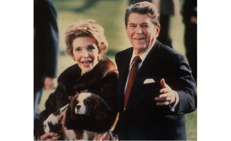 Reacciones al deceso de la ex primera dama Nancy Reagan