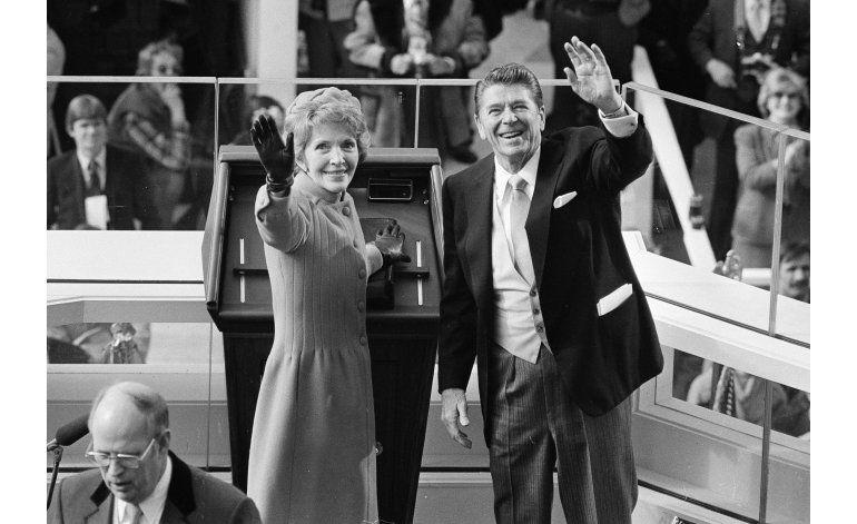 Viñetas de la vida de Nancy Reagan