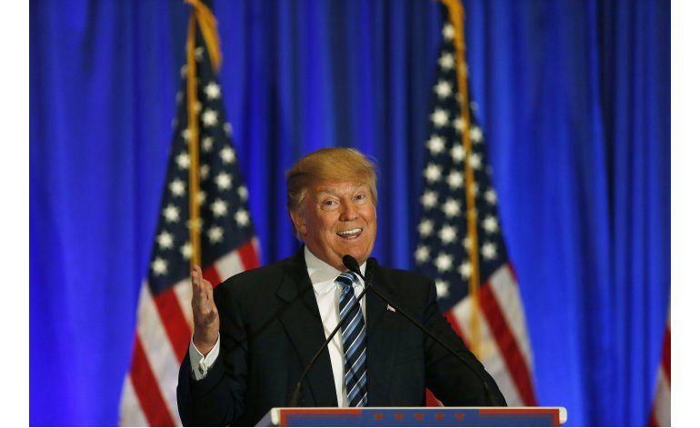 Trump: Leyes contra tortura ponen en desventaja a EEUU
