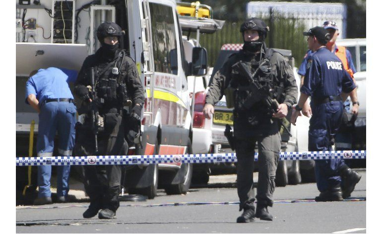 Un muerto y 2 heridos en un tiroteo al oeste de Sydney