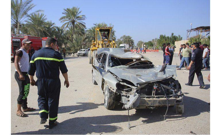 Cifra de muertos por atentado del domingo en Irak sube a 61