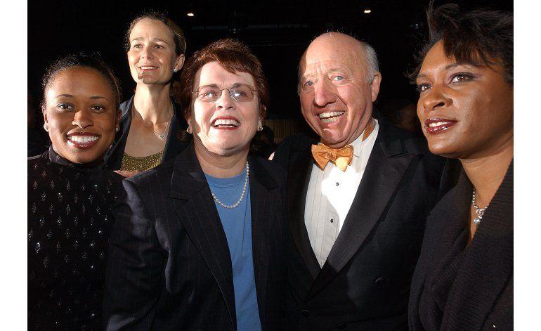 Billie Jean King reclama más cargos para mujeres en la FIFA