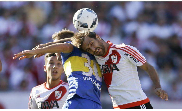 Libertadores: River y Sao Paulo chocan en partido decisivo