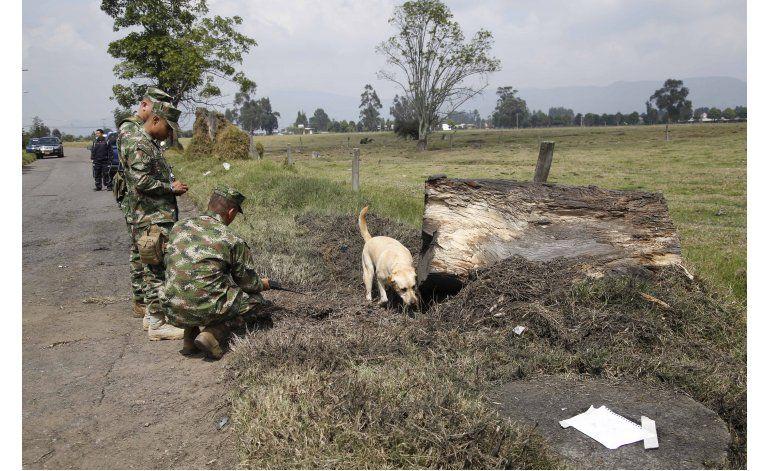 Desconocidos activan artefacto explosivo en norte de Bogotá