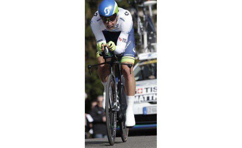 Paris-Niza: Arnaud Demare gana la primera etapa