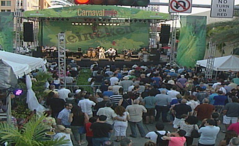 Coral Gables celebró el carnaval de Miracle Mile