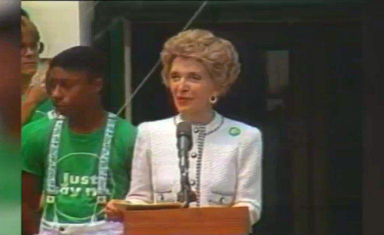 Ex primera dama Nancy Reagan será enterrada junto a su esposo Ronald Reagan
