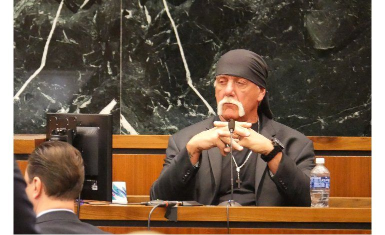 Hulk Hogan completamente humillado por video sexual