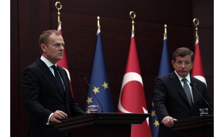LO ULTIMO: Concluye negociación UE-Turquía sobre migrantes
