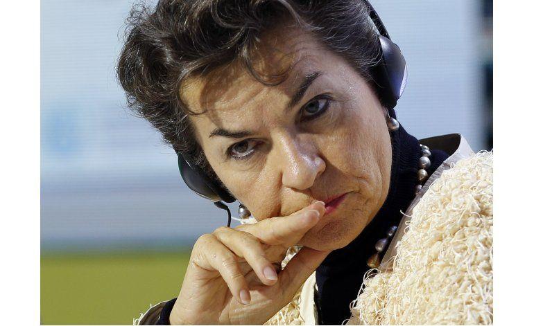 Figueres: Es momento que una mujer tome el mando de la ONU