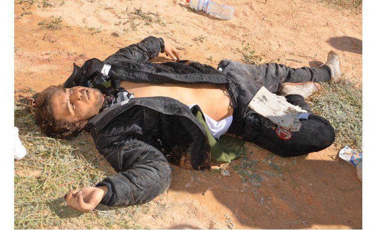 Choques en zona fronteriza de Túnez y Libia dejan 55 muertos